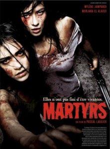 Martyrs Poster Image