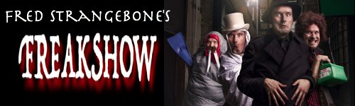 London Horror Festival - Fred Strangebone
