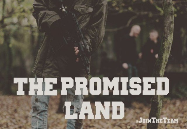 Horror Crowdfunding - The Promised Land