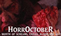 HorrOctober banner