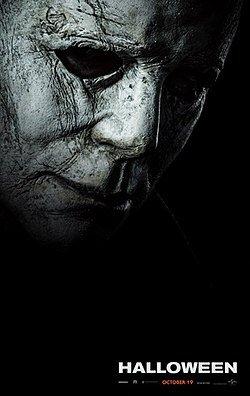 Halloween 2018 film poster