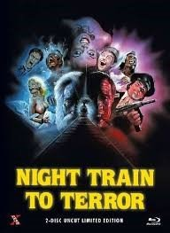 Night Train to Terror film poster