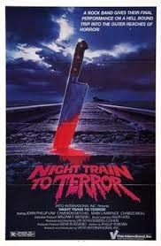 Night Train to Terror film poster2