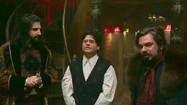 What We Do In The Shadows TV still