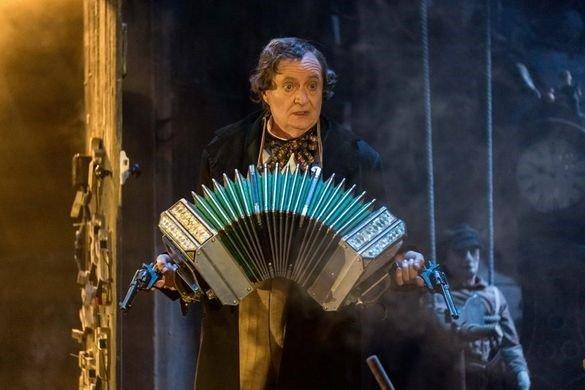 Jim Broadbent as Hans Christian Andersen