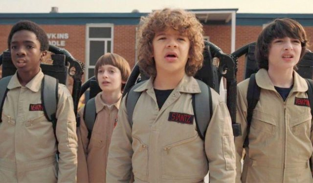 Future of horror -- stranger things