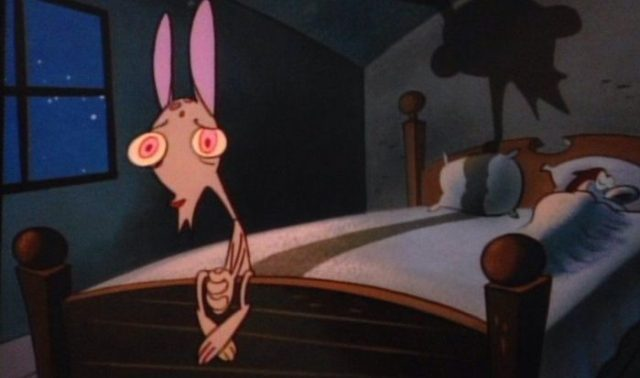 Scary Cartoons - Ren & Stimpy