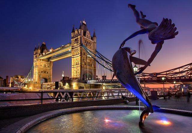 18 lugares instagram-friendly em Londres