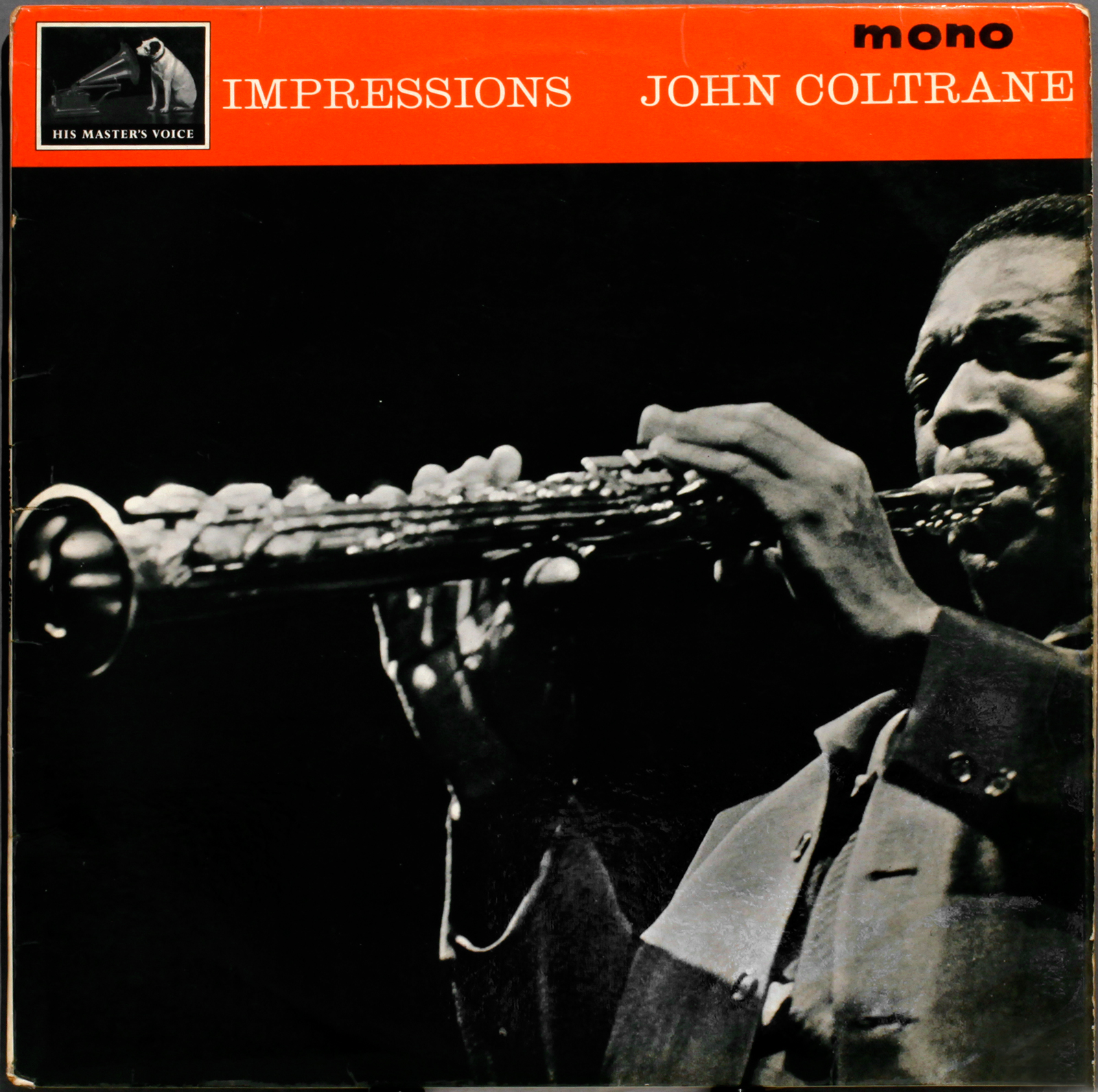 "John Coltrane ""impressions"" (1963) Londonjazzcollector"