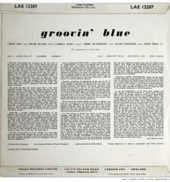 Curtis Amy: Groovin' Blue (1961) Pacific Jazz/ UK Vogue    LondonJazzCollector [ 1920 x 1920 Pixel ]