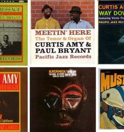 Curtis Amy: Groovin' Blue (1961) Pacific Jazz/ UK Vogue    LondonJazzCollector [ 1079 x 1628 Pixel ]