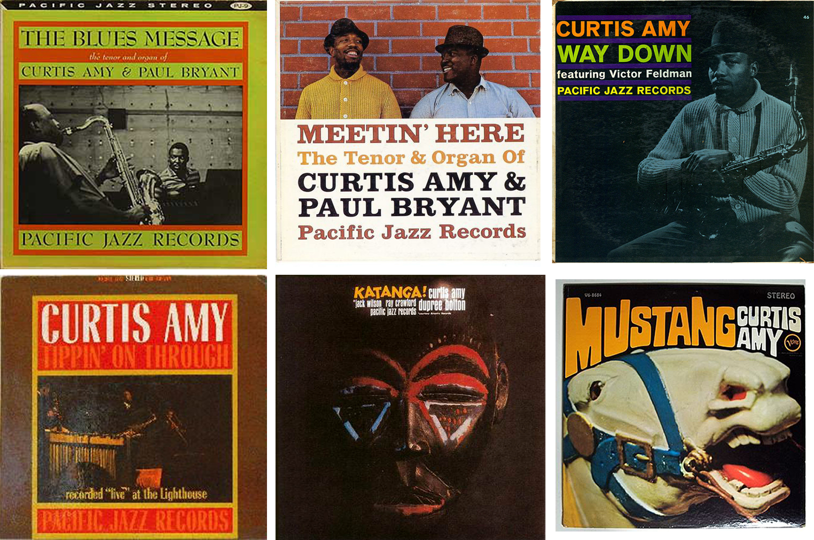 hight resolution of Curtis Amy: Groovin' Blue (1961) Pacific Jazz/ UK Vogue    LondonJazzCollector