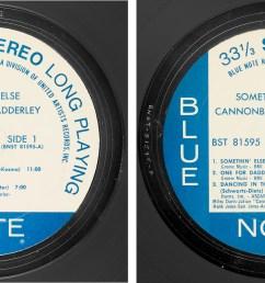 Cannonball Adderley: Somethin' Else – Blue Note 'Classic Vinyl Series'  (2021)   LondonJazzCollector [ 988 x 2000 Pixel ]