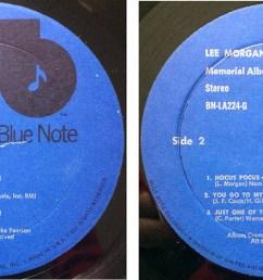 Lee Morgan: The Rajah (1966) Blue Note TP   LondonJazzCollector [ 469 x 1920 Pixel ]