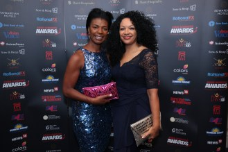 kanya-king-mbe-founder-of-mobo-awards-along-with-with-guest-diane-henry-lepart