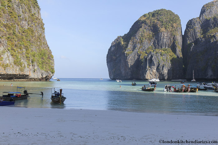 Maya Beach, Phi Phi Leh Thailand