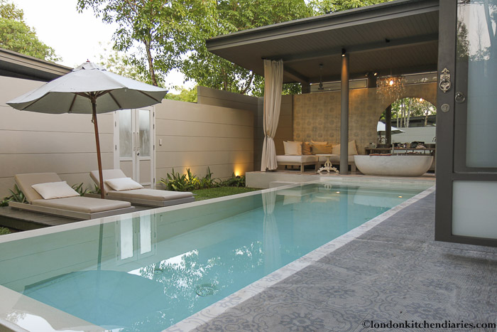 Private Pool Villa at Sala Phuket in Thailand