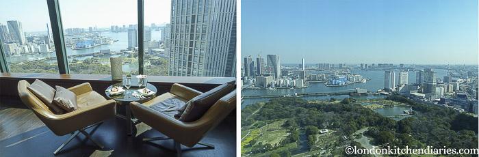 Conrad Tokyo view