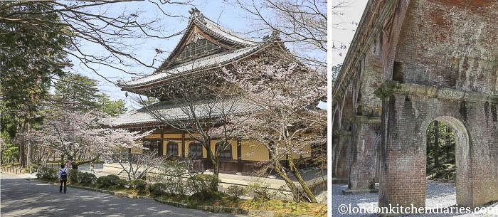Nanzen-ji, Kyoto cherry blossom