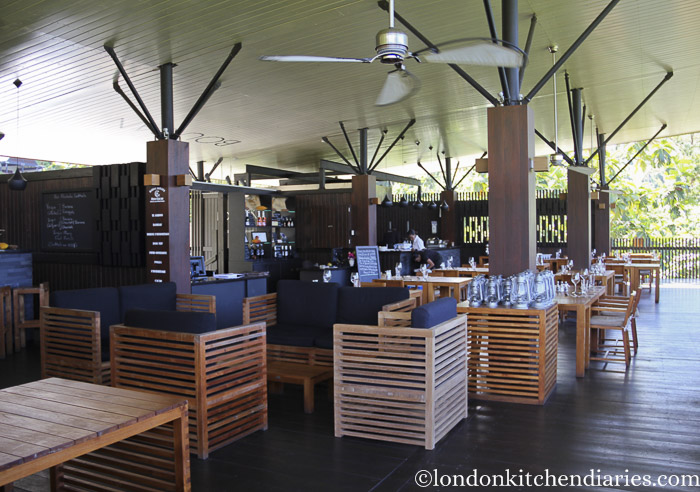 Restaurant Bar Boucan by Hotel Chocolat St Lucia