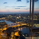 Anniversary in the Clouds, the Shard London