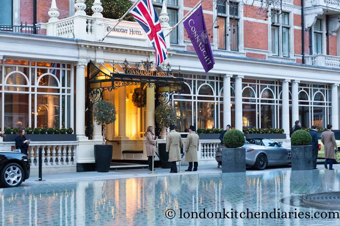 Connaught Hotel, London, Hélène Darroze,