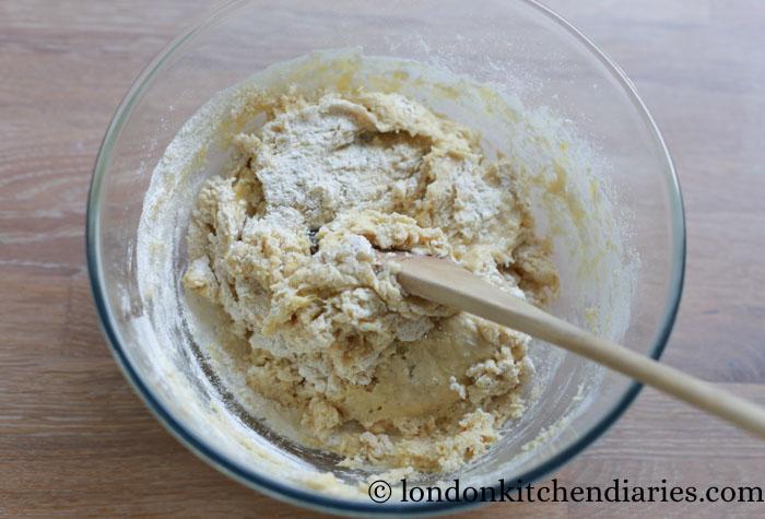 Dough for Vanilla Custard Slices