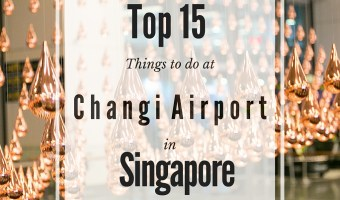 Top 15 things to do at the 'World's Best Airport' Changi in Singapore
