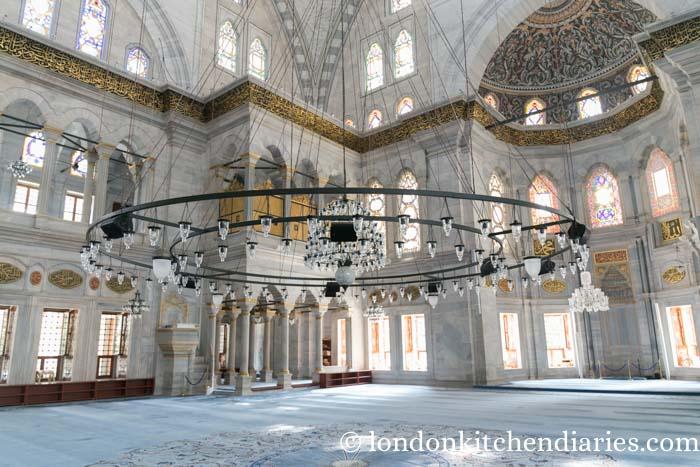 Nuruosmaniye Mosque Istanbul, Turkey