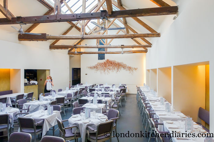 Baltic restaurant London review