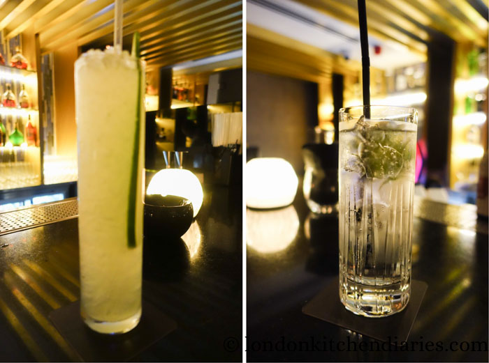 W Doha Hotel & Residences Qatar Wahm Lounge Cocktails