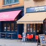 Herman ze German, Fitzrovia – London