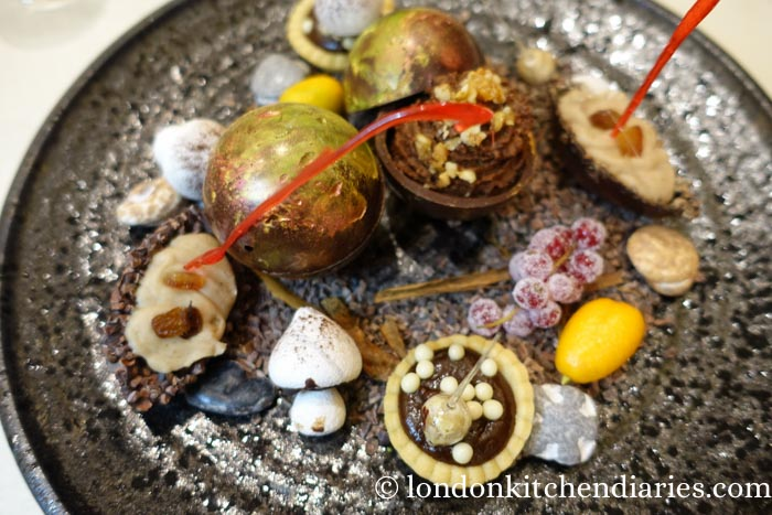 Chocolate Afternoon Tea at the InterContinental Park Lane London Review