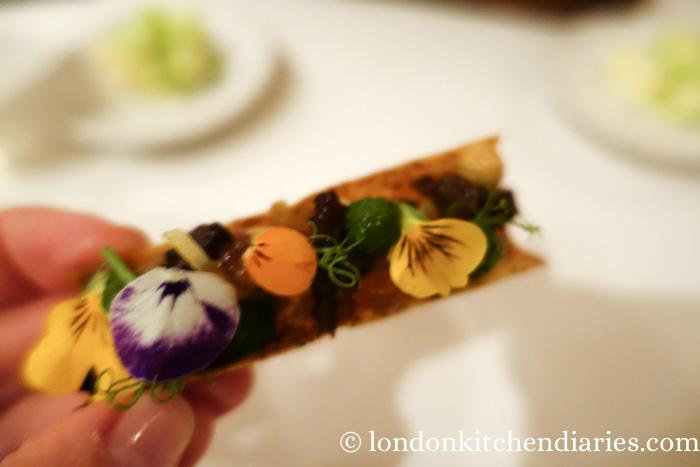 La Colombe Garden restaurant review