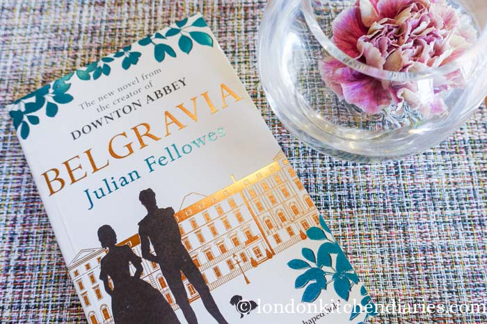 Belgravia by Julian Fellowes Lowndes Book and Brunch London