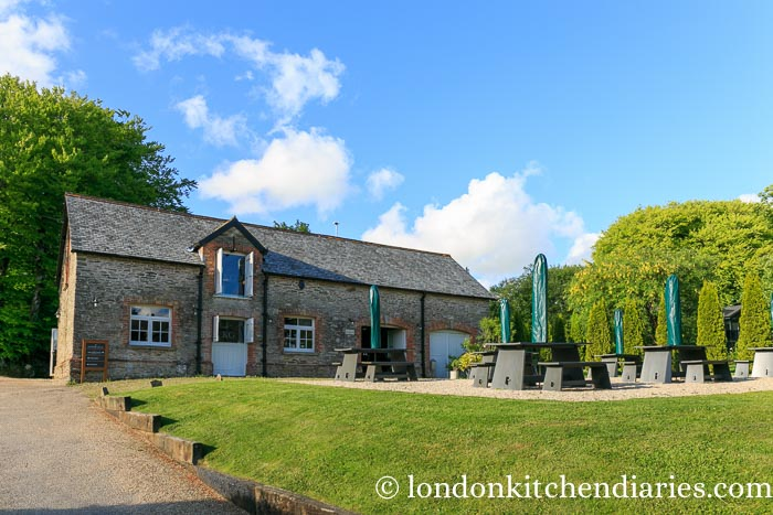 The Coach House at Kentisbury Grange North Devon