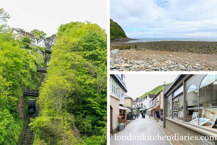 Lynmouth North Devon