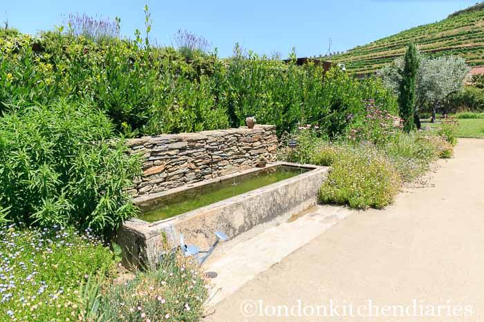 Herb Garden Six Senses Douro Valley, Portugal