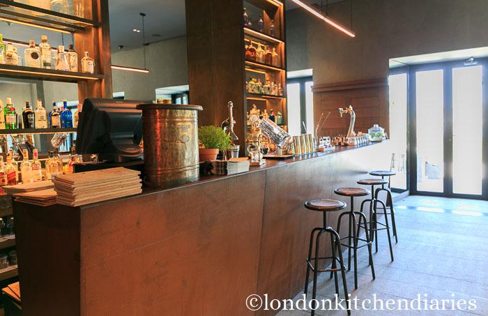 Indoor Bar at Six Senses Douro Valley, Portugal