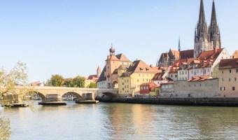 Regensburg – A Quaint Medieval Town in Bavaria, Germany