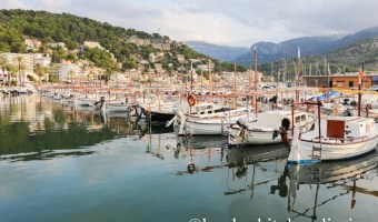 Port de Sóller & its beautiful surroundings, Mallorca
