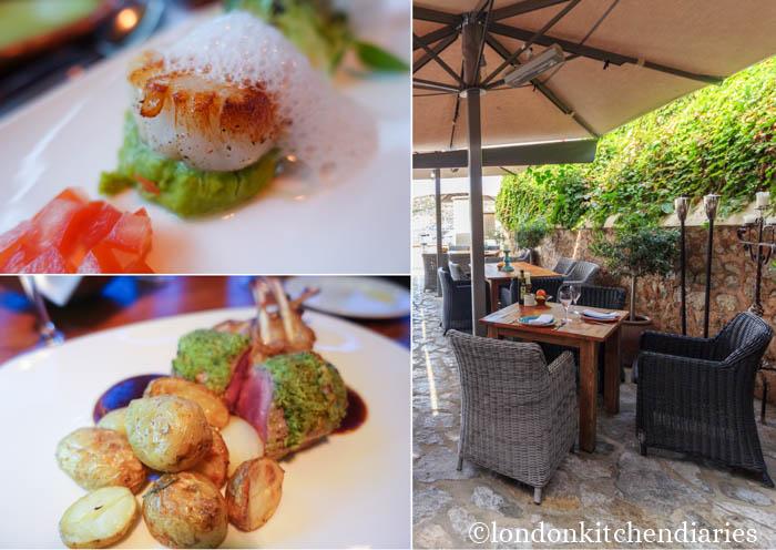 Restaurant Sabarca - Port de Sóller, Mallorca Review