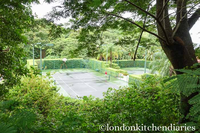 Tennis at The Body Holiday St Lucia