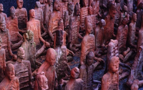 Clay Figures, by Baek Un-ch'ol