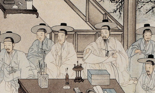 Middle Class in Joseon Dynasty