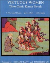 Thumbnail for post: Virtuous Women – Three Classic Korean Novels