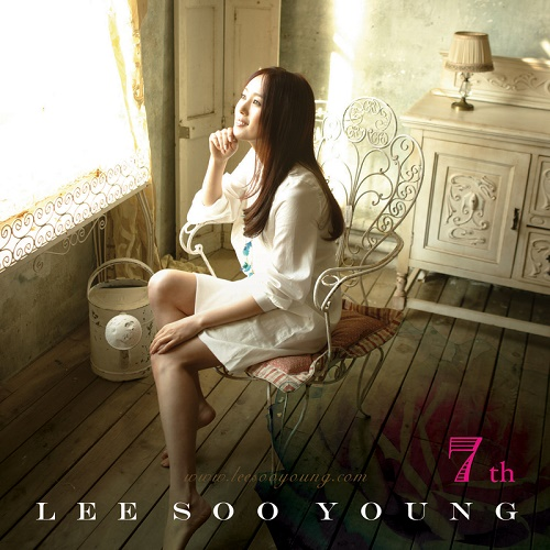 Lee Soo Young's 7th album