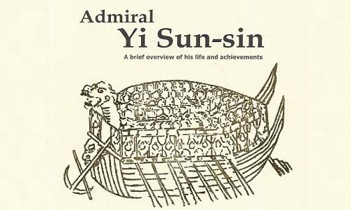Admiral Yi Sun-shin book
