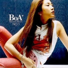 BoA 2nd Album: No 1