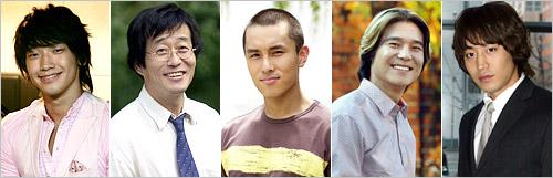 Boy singer-actors